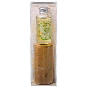 Arată detalii pentru Set diffuser cu suport din bambus, aroma lemongrass, 100 ml