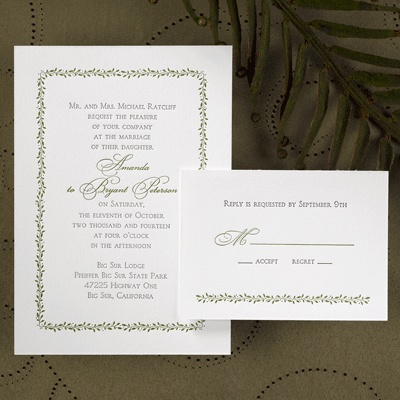 17 best Letterpress Wedding Invitations images on Pinterest
