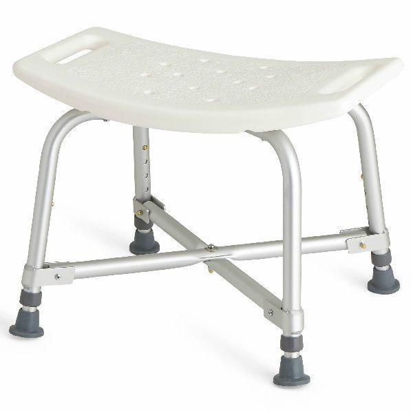 bariatric shower chair handicapped seat stools and benches for disabled elderly medline