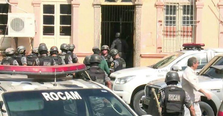 Cadeia reativada tem tumulto de presos transferidos após massacre