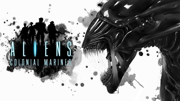 Aliens Colonial Marines wallpaper Game wallpapers