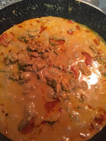 Creamy Chicken Livers Peri Peri