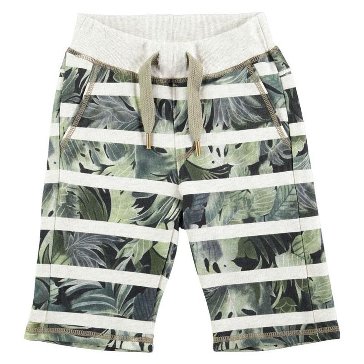 Vildt fede sweat shorts med jungle print fra Molo - Adam Shorts