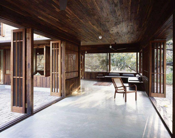 Copper House II by Studio Mumbai | http://www.yellowtrace.com.au/studio-mumbai-copper-house-ii/