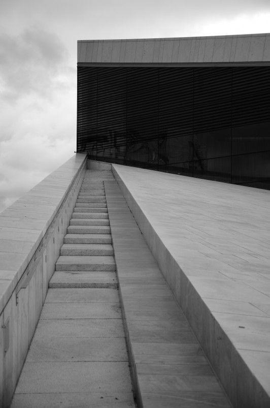 Oslo Opera House. Photo by Richard Lindvall.