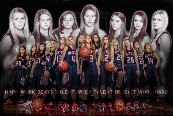 Basketball Poster Ideas Girls Basketball High School Sports Poster  James Stokes Photography  Wisconsin Photographers