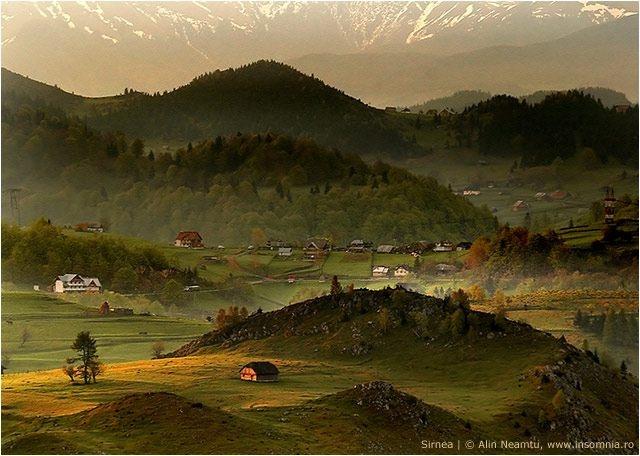 Sirnea Village