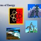 Types of energy. 24 slides that define what energy is, and explains the different forms of energy including Mechanical energy, Thermal energy, Chem...