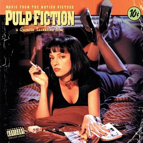 Pulp Fiction - Soundtrack -   Quentin always has great soundtracks!
