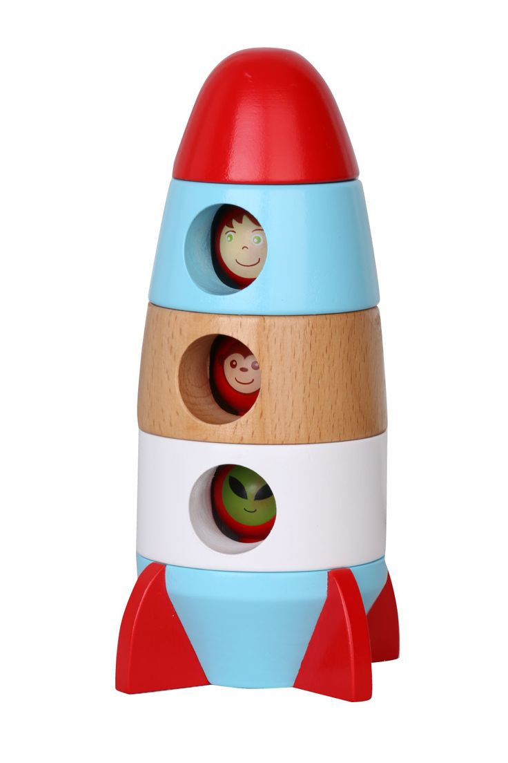 check out the new magnetic stacking rocket from DiscoveroO! www.discoveroo.com