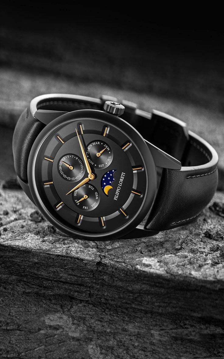 Filippo Loreti Timeless Italian Style Watches Official
