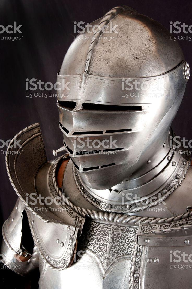 Armour на средневековый Рыцарь Сток Вектор 91260975 - iStock
