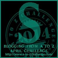 S is for Sesame Streee - #AtoZChallenge #DsRoad