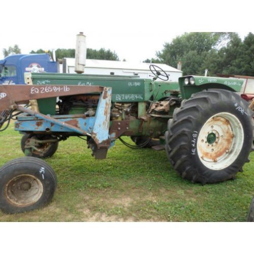 Oliver 550 Parts : Oliver engine parts tractor and