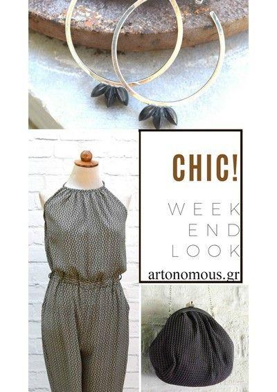Look of the Weekend /// artonomous.gr