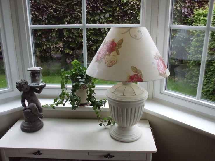 ideeën over Lampenkap Versieren op Pinterest - Doe-het-zelf lampenkap ...