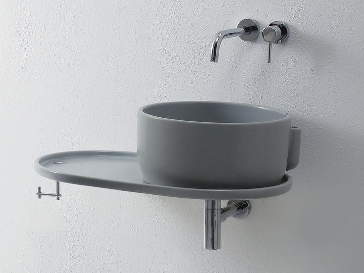 Oltre 25 fantastiche idee su aufsatzwaschbecken rund su for Badschrank fa r aufsatzwaschbecken