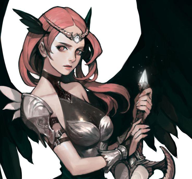 mabinogi duel, NESSI + on ArtStation at http://index.artstation.com/artwork/XNobn