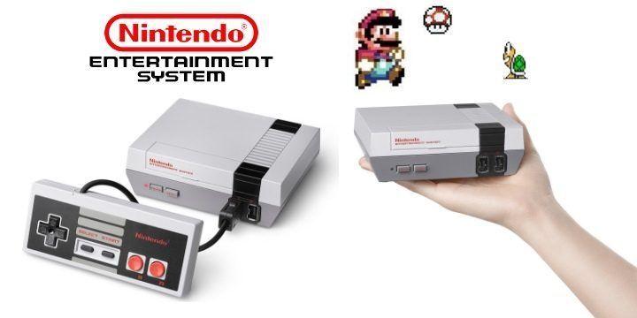 9a7c1d314e4 Consola Nintendo NES Classic Mini sólo 44 en el Día sin IVA de Media Markt (
