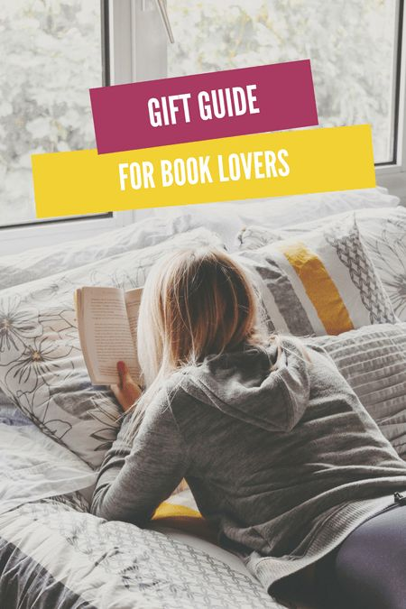 It's that magical time of year: time to check your list and find gifts for all your loved ones for Christmas! To help you out here is a gift guide for book lovers. Make sure the readers in your life gets exactly what they want.
