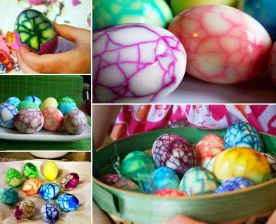Marbled Eggs Tutorial