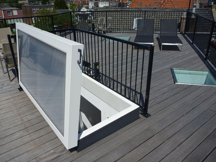 Staka Electric Roof Hatch
