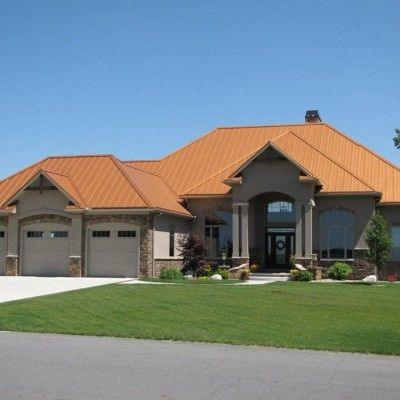 Best 19 Best Images About Copper Penny Metal Roof On Pinterest 400 x 300