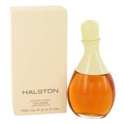 Halston Perfume by Halston 3.4 oz Cologne Spray