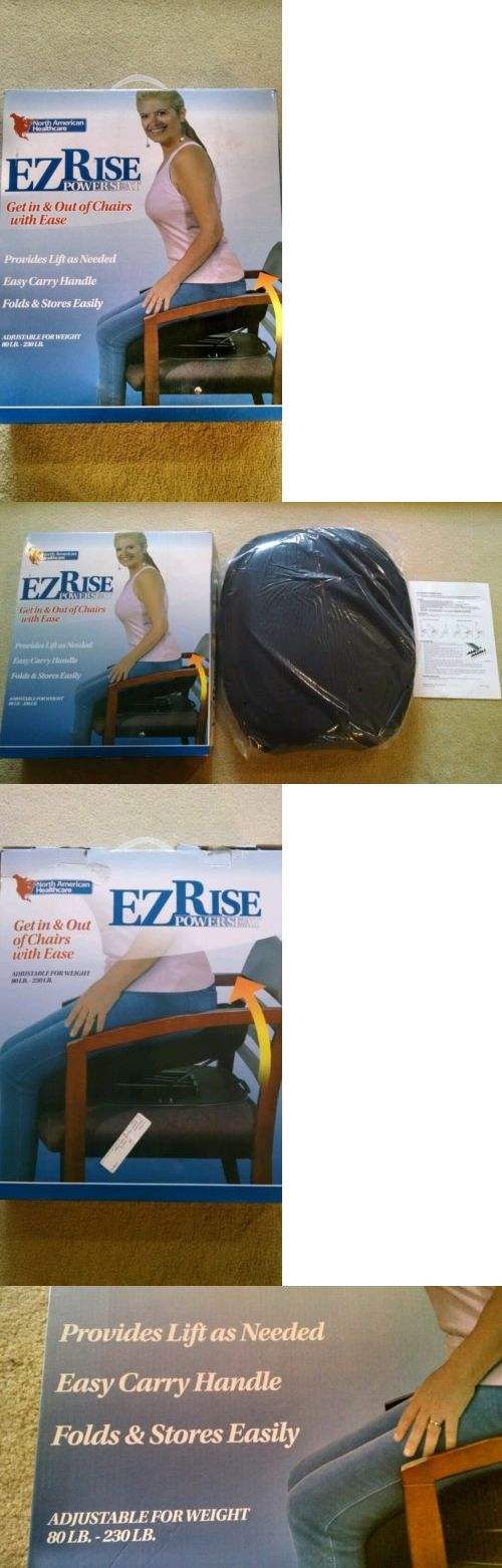 Stairlift and Elevator Parts: Ez Rise Power Seat Chair Liftup Boost Lift Niob New BUY IT NOW ONLY: $54.99