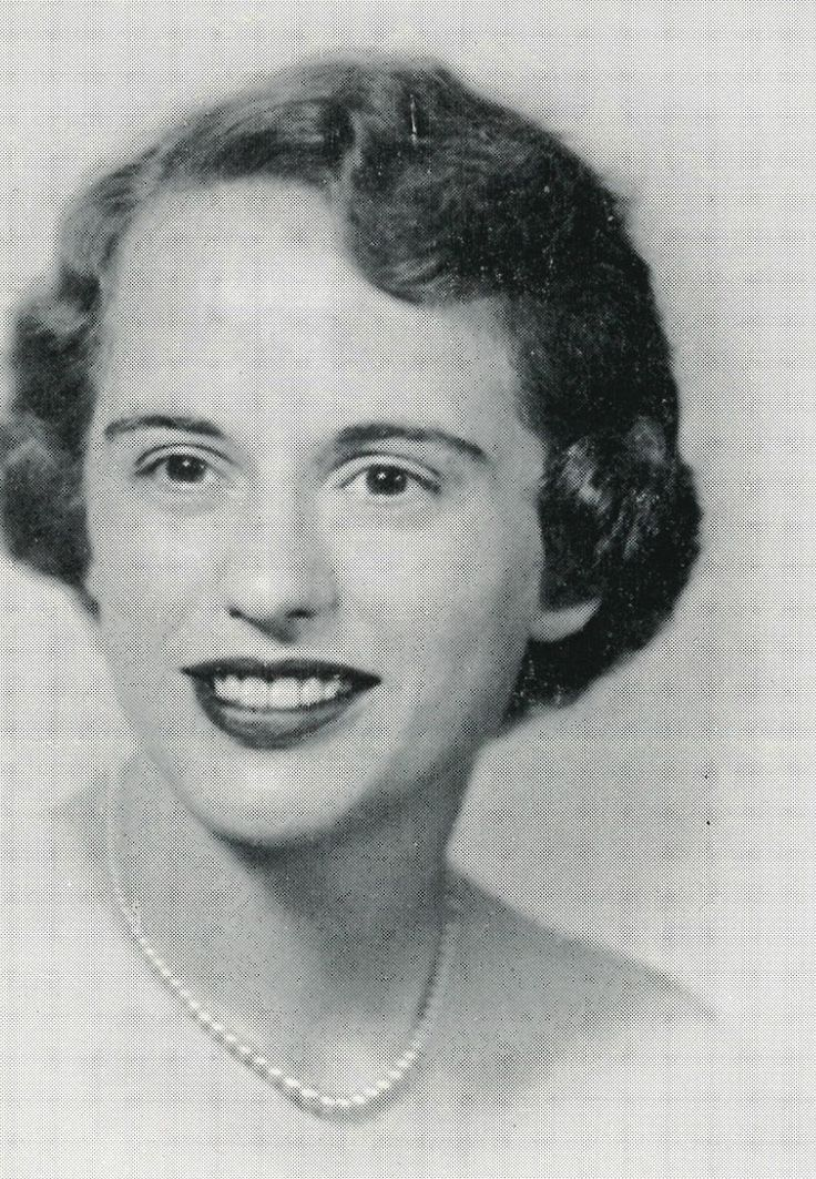 Harriette Lineberger Steele, class of '54. Passed away on June 25, 2016 at the age of 83. http://www.legacy.com/obituaries/charlotte/obituary.aspx?pid=180463403