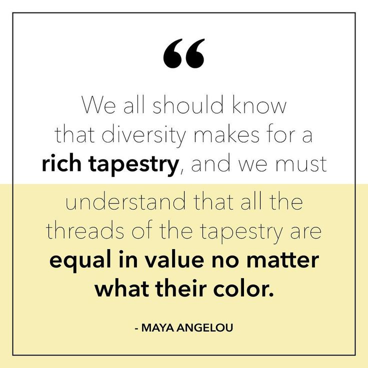 Diversity And Inclusion Quotes: 1000+ Diversity Quotes On Pinterest