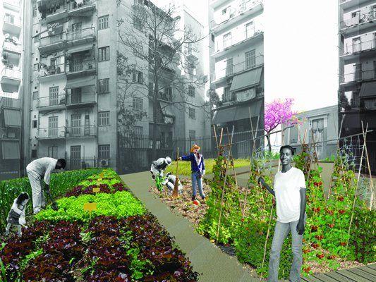 """Gallery - """"e_co_llectiva"""" Urban Design Project / Athanasios Polyzoidis & Katerina Petsiou - 5"""