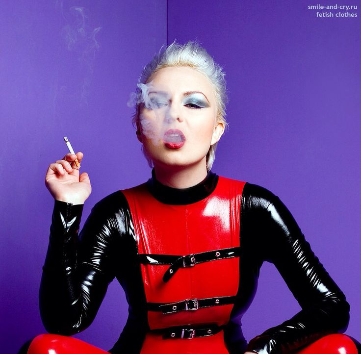 A Fetish For Smoking, Latex, Rubber, PVC, and Leather ...