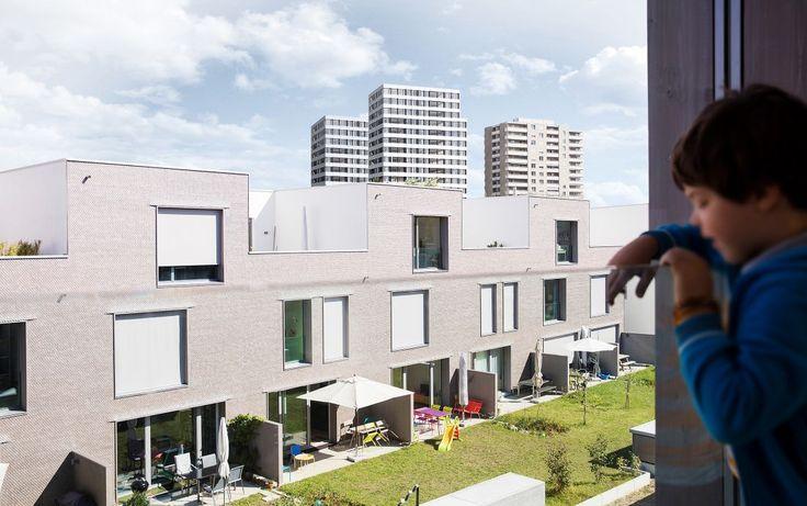 New housing development schorenstadt - Burckhardt+Partner