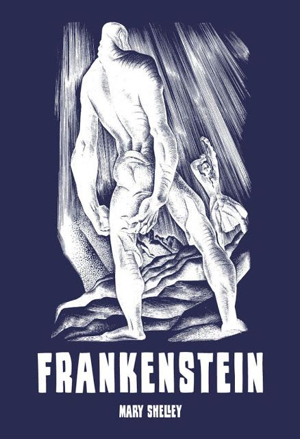 Co przeczytać? - subiektywny blog literacki: Mary Shelley - Frankenstein - recenzja na portalu ...