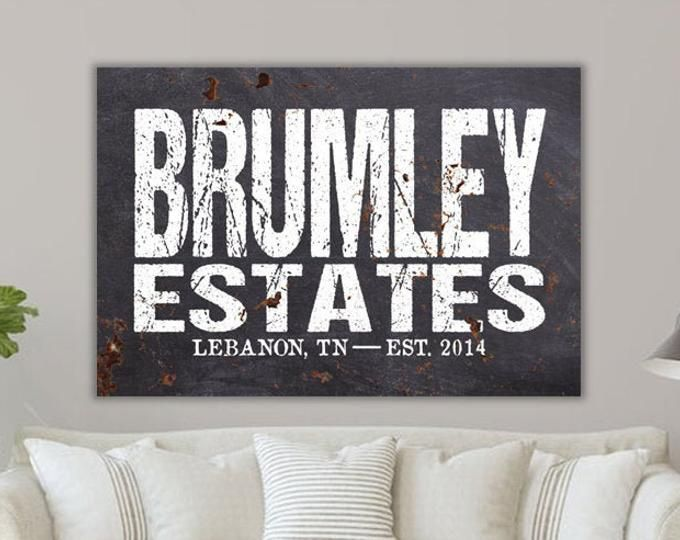 Custom Wall Art Canvas Signs Home Decor By Vintagebluffsdecor Custom Wall Art Canvas Signs Custom Wall