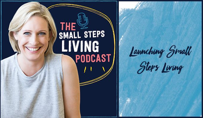In this episode, Lisa talks about Small Steps Living – a brand new online hub/virtual home for people looking toimprove their health and happiness, one small step at a time. You can check it out athttp://smallstepsliving.com/ Check out this episode! Prefer to read? Here's the transcript: Hey, welcome to another...