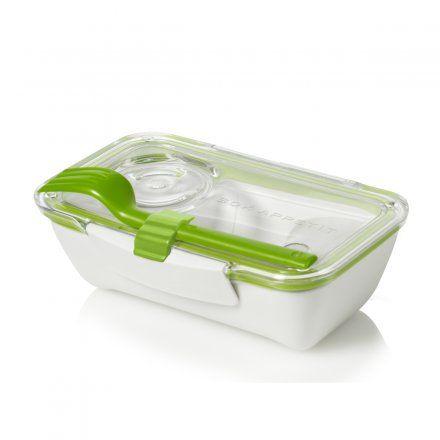 black blum Bento Box weiß/grün