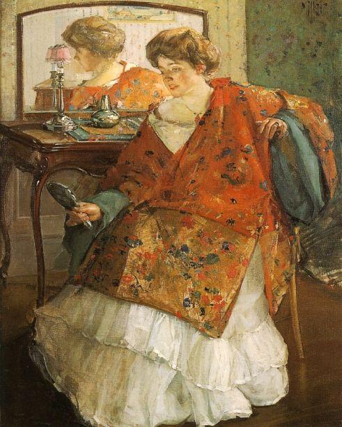 The Chinese Robe  Richard Edward Miller (1909)
