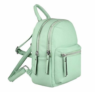 Womens Backpack City Backpack Girls Backpack Shoulder Bag Leather Daypack: £24.99End Date: 14-Dec 12:08Buy It Now… #tasche #backpack #bag