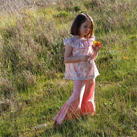 Bindi story -   Spring twirly pants