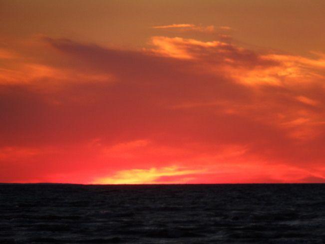 Wasaga Beach;  the best sunsets!
