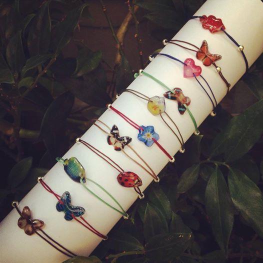bracelets....pretty ones !