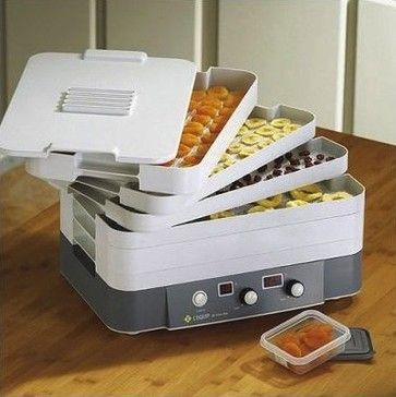 L'Equip FilterPro Food Dehydrator - contemporary - small kitchen appliances - Amazon