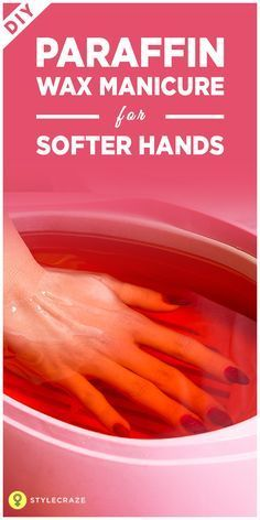 Do you have rough and dry hands? Well, they wouldn't be a good sight, right? So, what can you do? Head to the spa for some expensive treatment? Maybe not. This is because there is an amazing manicure that you can get done right at your home! It is the paraffin wax manicure we are talking about. Would you like to know more about it? Read on! #NailManicure