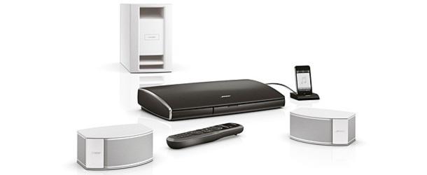 Bose Lifestyle 235: O melhor sistema de colunas 2.1 da Bose
