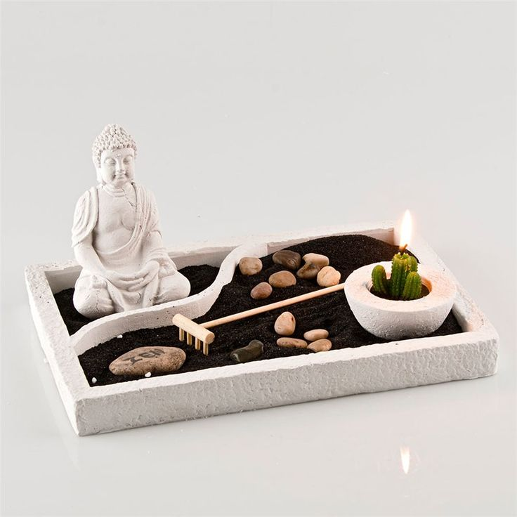 zen garden tray set wedding pinterest zen gardens. Black Bedroom Furniture Sets. Home Design Ideas