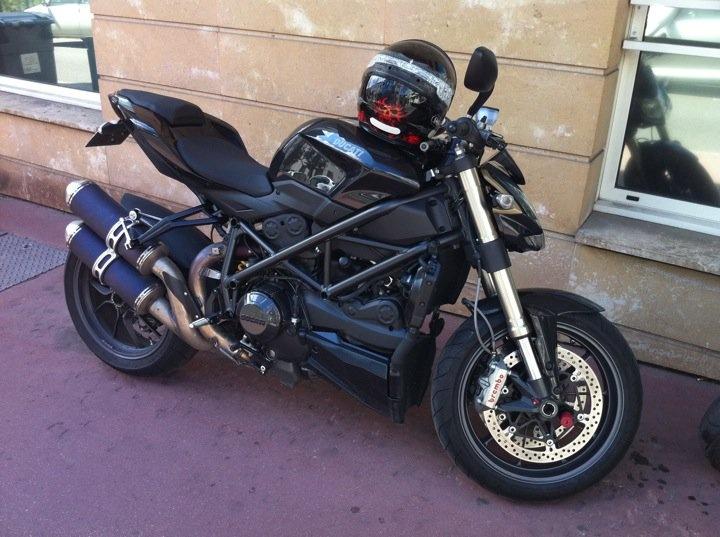 Ducati Streetfighter 1099cc 2010