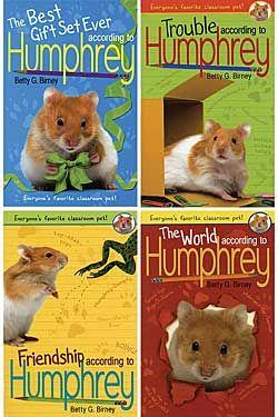 Hampster Kids Book