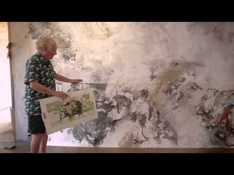 Interview with John Wolseley - YouTube Wow! What an interesting human being and wonderful artist.